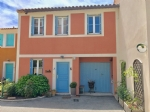 LES ISSAMBRES - 3 bedroom house with spacious roof terrace and SEA VIEW 475,000 €