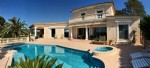 Saint Raphaël - Valescure - Bright, detached villa with stunning views 1,490,000 €