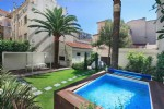 2/3-Bedroom apartment with garden and swimming pool - Nice Musiciens 1,480,000 €