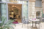 Charming 1-bedroom with garden - Nice Carre d'Or 340,000 €