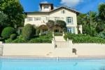 Maison de Parfumeur with sea view and pool - Grasse St Jean 1,990,000 €