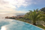 1-bedroom with immense terrace and sea view - Beausoleil 450,000 €