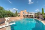 Superb Villa 300m2, Land 3300m2, swimming pool, caretaker's house Mougins St Basile 1,789,000 €