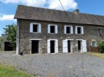 Refurbished stone property in Normandy