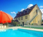 Superb renovated property in Normandy with feature swimming pool