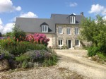 Pretty restored stone farmhouse providing a 3 bed roomed principal home with 2 Gîtes