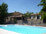 Beautiful Stone 'Mas' situated near the Pretty village of Gordes on a plot of 8500 m².
