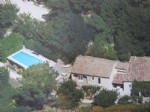 Fabulous location perched high and nestled at the side of the rocks with stunning views