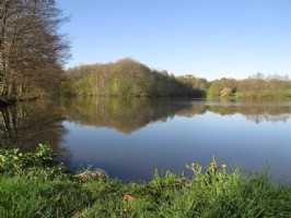 68 acre site with 16 acre gravel pit