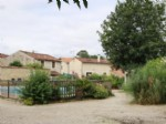 Gite Complex for sale 8 bedrooms 2122m2 land ,Pool
