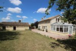 House for sale 3 bedrooms ,1646m2 land South facing