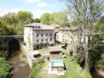 Watermill for sale 9 bedrooms ,83317m2 land South facing ,Pool,near to river/stream