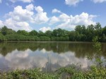 Pretty 4.9 acre fishing lake Haute Vienne