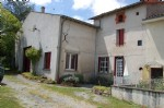 Village house with barn and beautiful garden close to Châteauponsac in Limousin