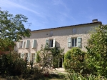 5 bed house, with bar/restaurant, barns, 3 acres+, river, shops