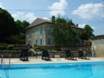 Maison de Maitre with 3 gites, 2 pools, barn. No neighbours