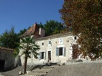 South Charente. Complete renovation project lovely facade