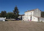 House with garden, 5 bedrooms, outbuildings, Matha
