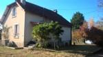 Village 3 bed house for sale Dordogne. Large garden, garage, and extra plot of land.