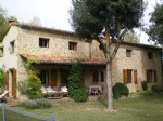 Beautiful stone-built house, stunning views of the Pyrenees pool and gardens.