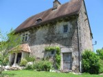 Dordogne 12th Century house restored to its former glory
