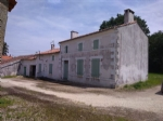 Charente Maritime House for sale. Large garden, outbuidlings, near Beauvais sur Matha