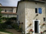 Village house for sale near Aubeterre sur Dronne.
