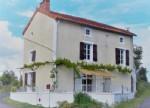Great value for money 2-bedroom house 5000 m² garden outbuildings - Charente