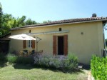 Renovated 3 bedroom house Brossac area