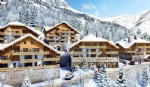 One bedroom Ski apartments Vaujany near Alpe dHuez