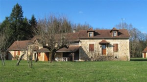 Renovated country house Dordogne