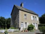 No neighbours! Restored cottage, woodland garden, troutstream.Normandy