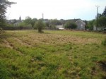 A lovely plot of constructible land in the heart of a Limousin market town