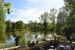 House in Chirac with lake, 13190m2 land and wood