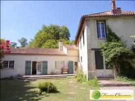 Sale house / villa Villejesus (16140)