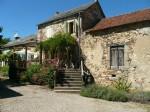 Stone property in a quiet hamlet
