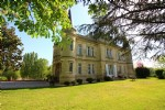 Stunning Castle + 3 Bed House 35' from Bordeaux