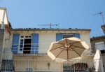SAISSAC 2 bedroom maisonnette with terrace and Pyrenees views