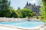 Old Presbytery renovated with 7900m² of land and pool in quiet hamlet