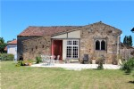 Characterful converted stone barn