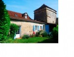 Character stone house with pigeonnier - Lot/Aveyron Border