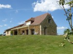Beautiful perigordian house of more than 200 m2 on 4 hectares between Hautefort and sarlat