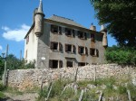 House of character in high Lozère to restore