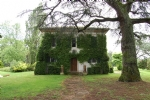 Prestigious property with 11 ha, 35 minutes from Toulouse
