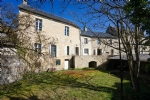 Beautiful character houses with garden near Laissac