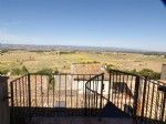 Renovated character village house with terrace and great views.