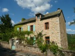 Stone house partially renovated with exceptional views