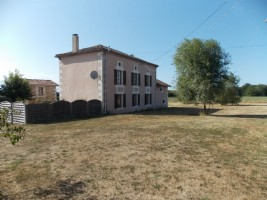 A wonderful opportunity to own a beautifully renovated farmhouse together