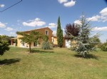 Villa with large garden and fantastic views