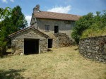 A stone house - La Rouquette